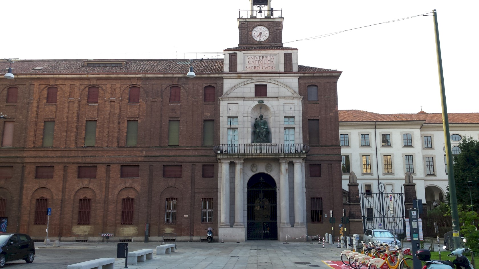 Universit cattolica del sacro cuore di milano indagini for Universita milano