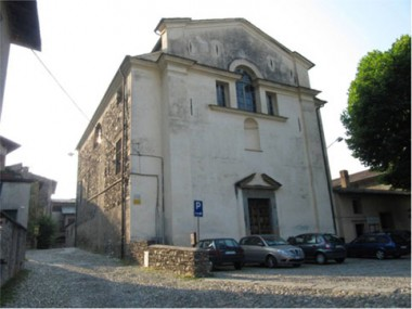 S. Ignazio church in Ponte Valtellina (SO)