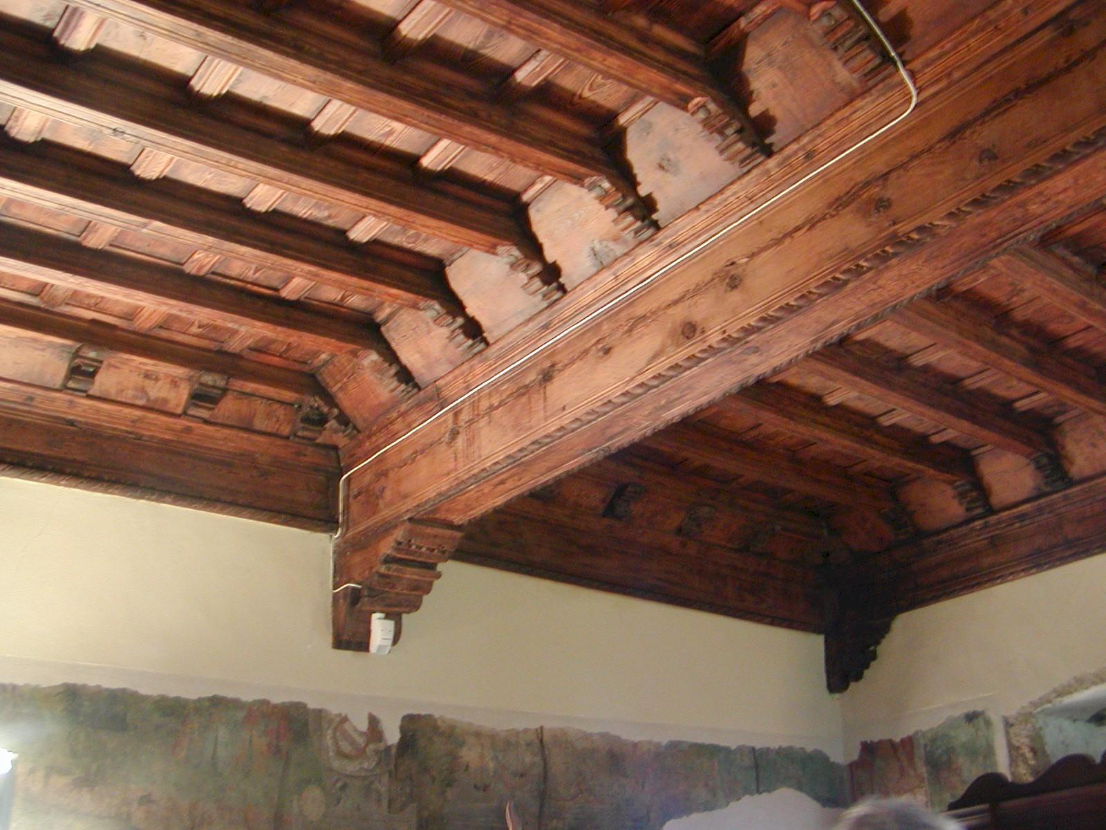 Consolidamento Solai In Legno.Palazzo Besta A Teglio So Consolidamento Solai In Legno