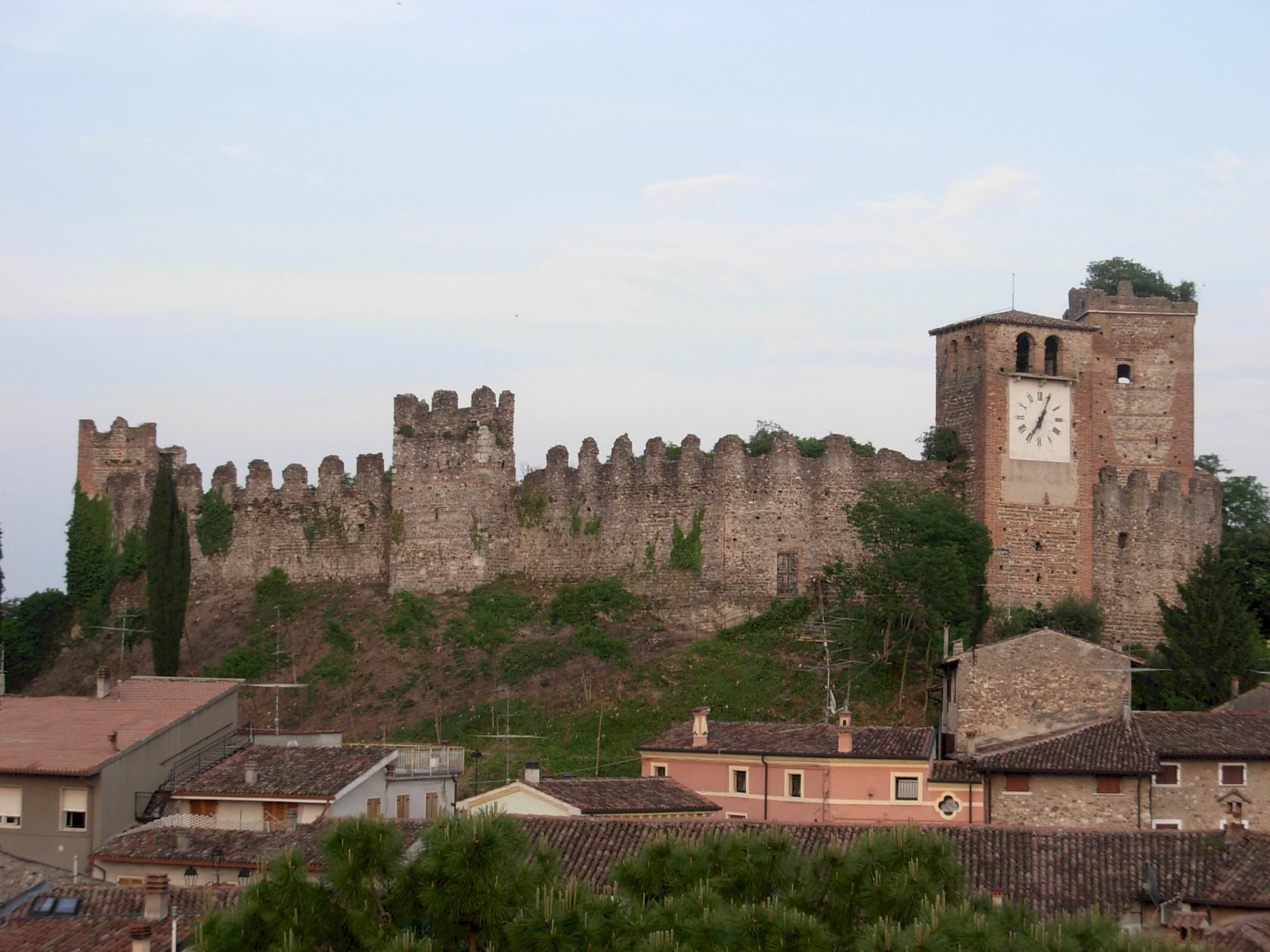 Risultato immagini per castello scaligero di ponti sul mincio
